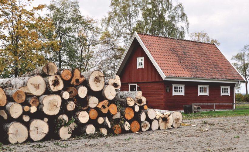 Træhus