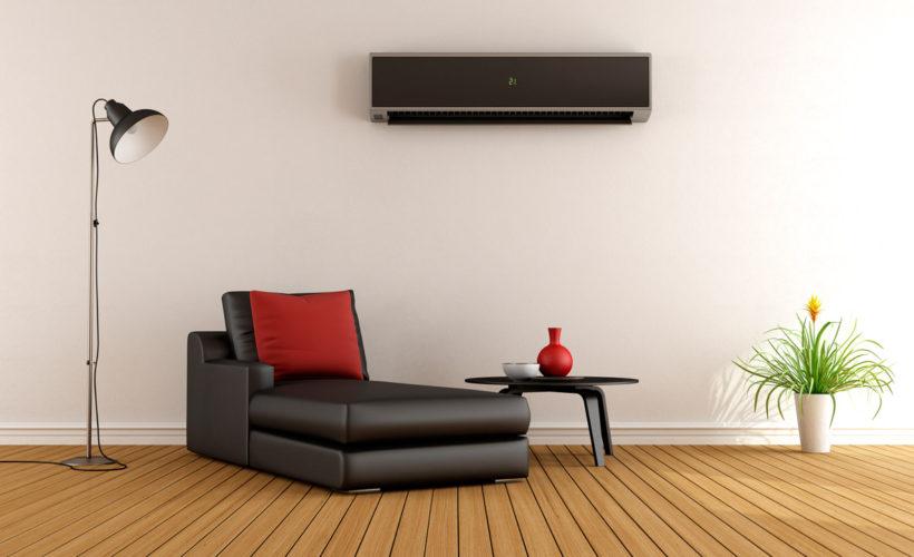 varmepumpe i stuen