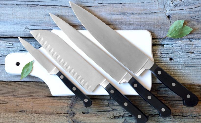 Kokkeknive